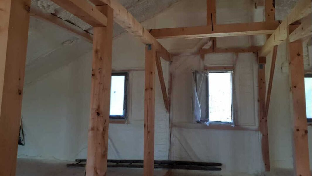 Closed-cell Spray Foam Insulation Raleigh, NC