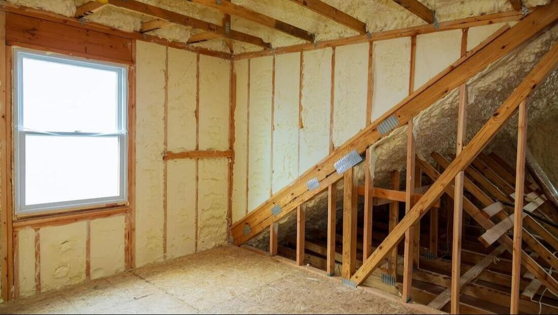 Home Spray Foam Insulation Raleigh, NC
