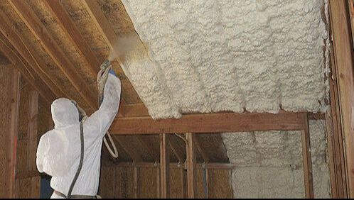 Install Open-cell Spray Foam Insulation Wilmington, NC