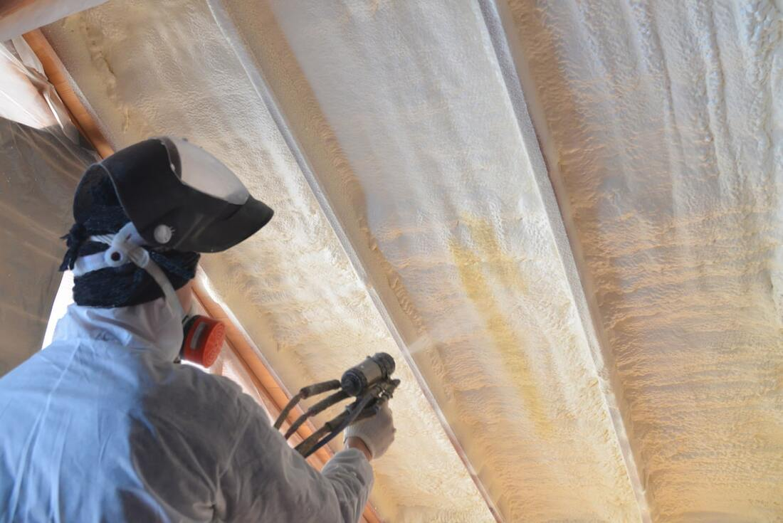 Installer Spray Foam Insulation North Carolina