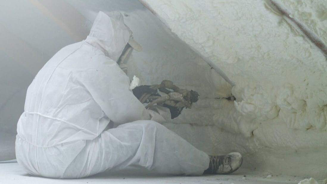 Commercial Installer Spray Foam Insulation Raleigh, NC